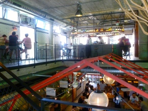 Mercado de San Ildefonso by Naked Madrid, Madrid's best food market on calle Fuencarral